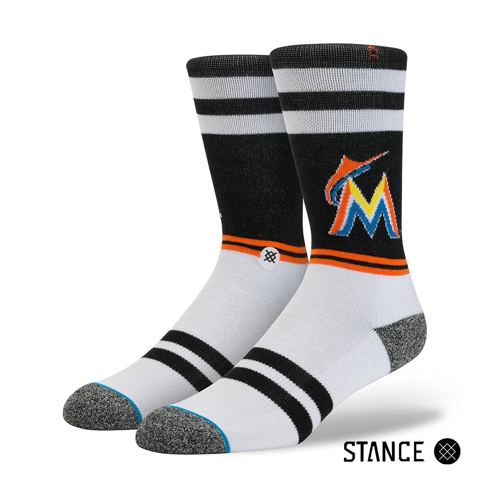 STANCE MARLINS-男襪-MLB球隊襪