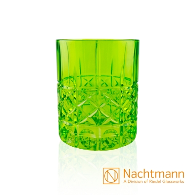 Nachtmann 高地威士忌酒杯(綠)