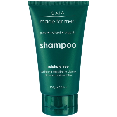 GAIA Made For Men Shampoo 蓋雅紳士草本洗髮露 150ml