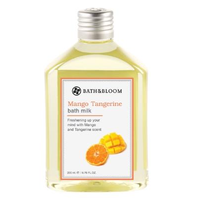 Bath&Bloom 芒果柑橘天然泡澡精油 200ml