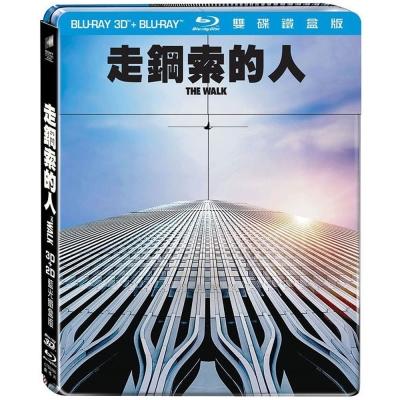 走鋼索的人(3D+2D)雙碟鐵盒版  藍光 BD