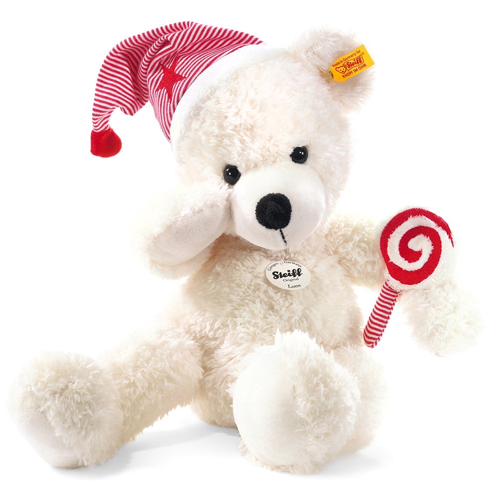 STEIFF德國金耳釦泰迪熊 -  Lotte Teddy Bear (40cm)