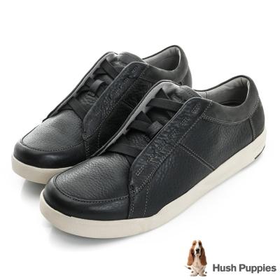 Hush Puppies LADEN 免綁帶休閒鞋-黑色
