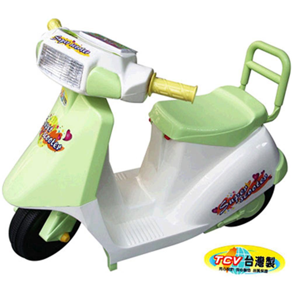 《久達尼》速克達電動摩托車(粉黃/粉綠)TCV526