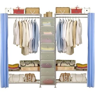 巴塞隆納─W3型90+D+W3型90衣櫥置物櫃