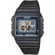 CASIO 超亮LED大螢幕方形數位錶(W-215H-8A)-沉穩灰/40mm product thumbnail 1