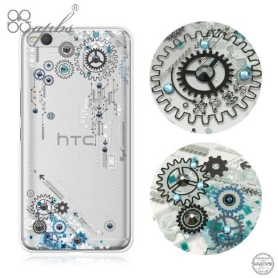 apbs HTC One X9 施華洛世奇彩鑽手機殼-源動