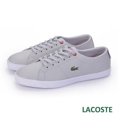 LACOSTE-marcel-女用休閒運動鞋-灰色