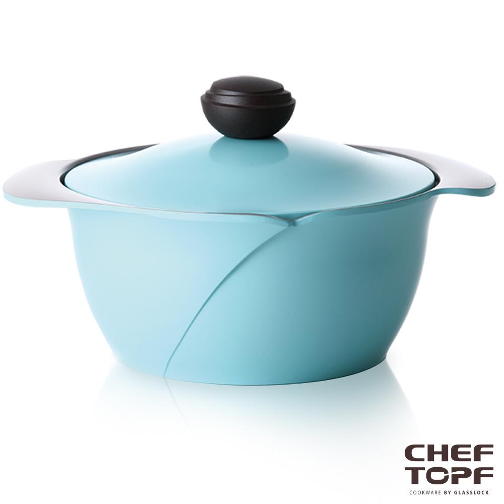 Chef Topf薔薇系列24公分不沾湯鍋(快)