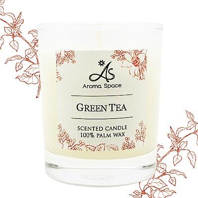 ThaiScent泰香 經典綠茶植物蠟香氛蠟燭  55 g