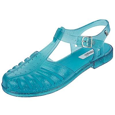 MELISSA 1979年經典果凍鞋-藍