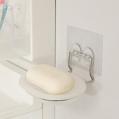 完美主義 不鏽鋼香皂架/掛架/集水盤/微透貼面-13.5x11.5x2