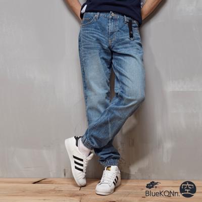 空-BLUE-WAY-休閒縮口褲