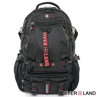 OVERLAND-美式十字軍x率性多功能後背包