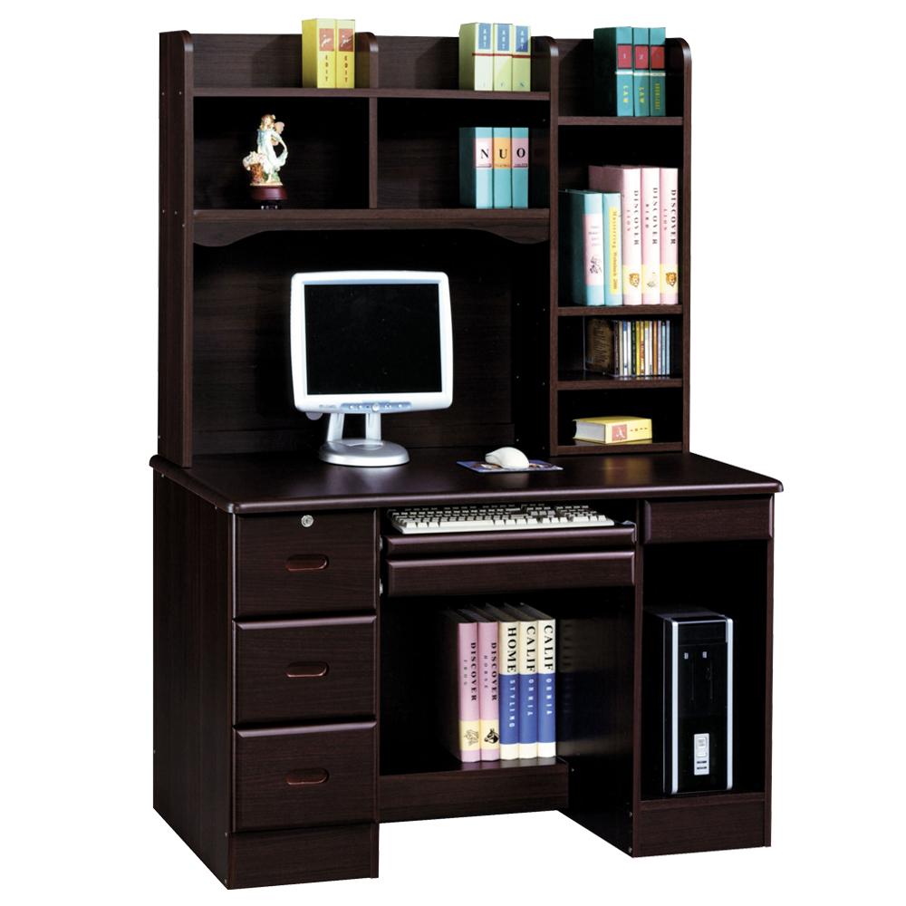 時尚屋 進興4x5.6尺電腦桌 寬121cm 多色可選