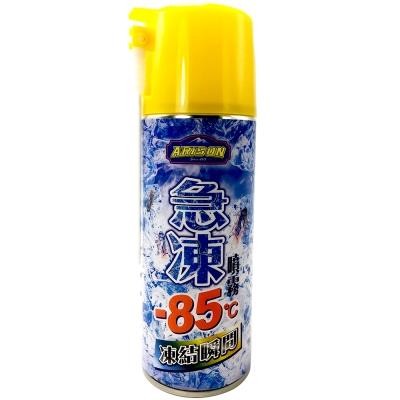 ARISON 凍結瞬間 急凍噴霧特大瓶450ml-急速配
