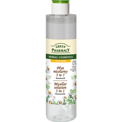 Green Pharmacy 草本肌曜 洋甘菊舒緩四效潔膚水 250ml