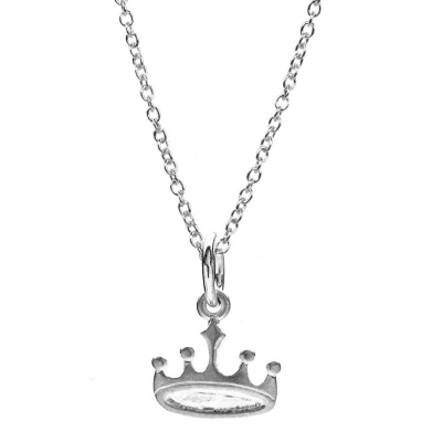 Dogeared 許願項鍊 后冠 銀色 regal crown 你是天后 附原廠盒