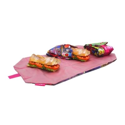 Rolleat 西班牙環保食物袋 (搖滾輕食袋塗鴉系列) (8H)