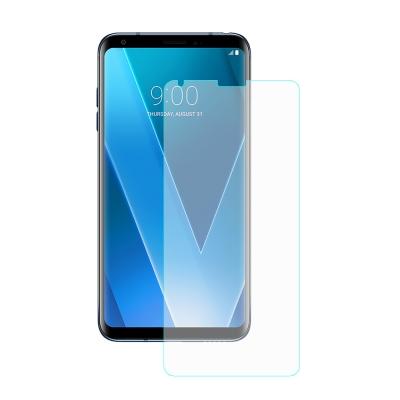 【SHOWHAN】LG V30 9H鋼化玻璃貼 0.3mm疏水疏油高清抗指紋