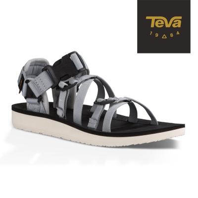 TEVA 美國 女 Alp Premier 機能運動涼鞋 (冰河灰)