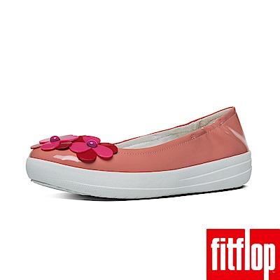 FitFlop TM~F~SPORTY FLOWER BALLERINA 桃色