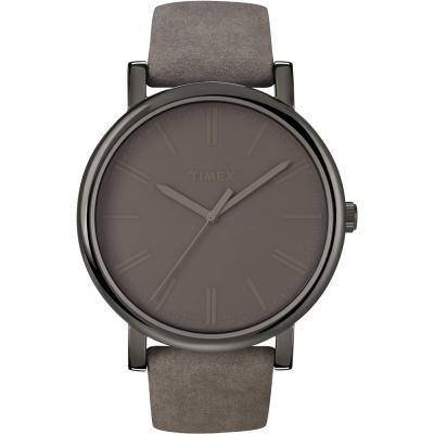 TIMEX~復刻冷光系列手錶~霧灰 42mm