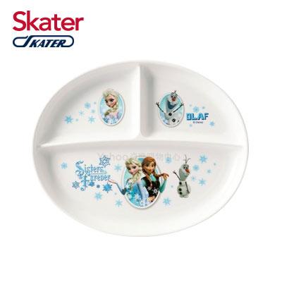 Skater餐盤 冰雪奇緣