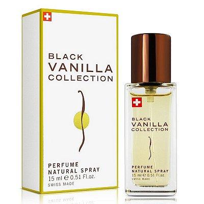 Musk Collection Black Vanilla 瑞士香草蘭花淡香水 15ml