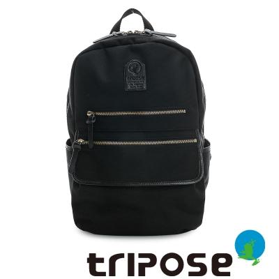 tripose STURDY系列輕都會機能後背包 ~ 黑