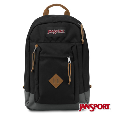 JanSport -REILLY系列後背包 -黑