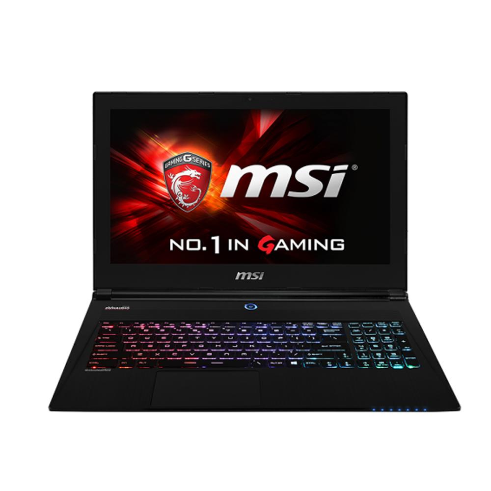 MSI微星 GS60-025TW 15.6吋獨顯2G電競筆電(i7-4720HQ)