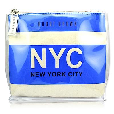 BOBBI BROWN芭比波朗 限量化妝包-紐約(速)