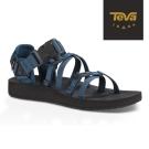 TEVA 美國 女 Alp Premier 機能運動涼鞋 (海軍藍)