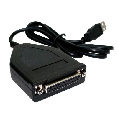 伽利略 USB 轉 Printer Port 轉接器 ( 25 pin)