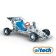 德國eitech益智鋼鐵玩具-迷你賽車C62