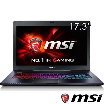 MSI微星-GS70-041TW-i7-6700H