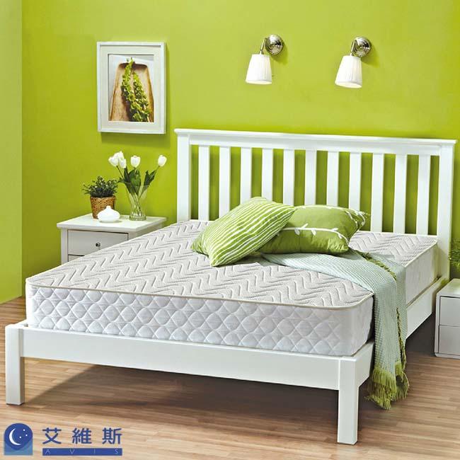 AVIS艾維斯 歐式提花新工法獨立筒床墊-雙人5尺