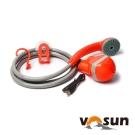 VOSUN 戶外專用充電式電動蓮蓬頭