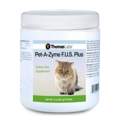 THOMASLABS湯瑪士 超級貓咪免疫酵素8oz 1入