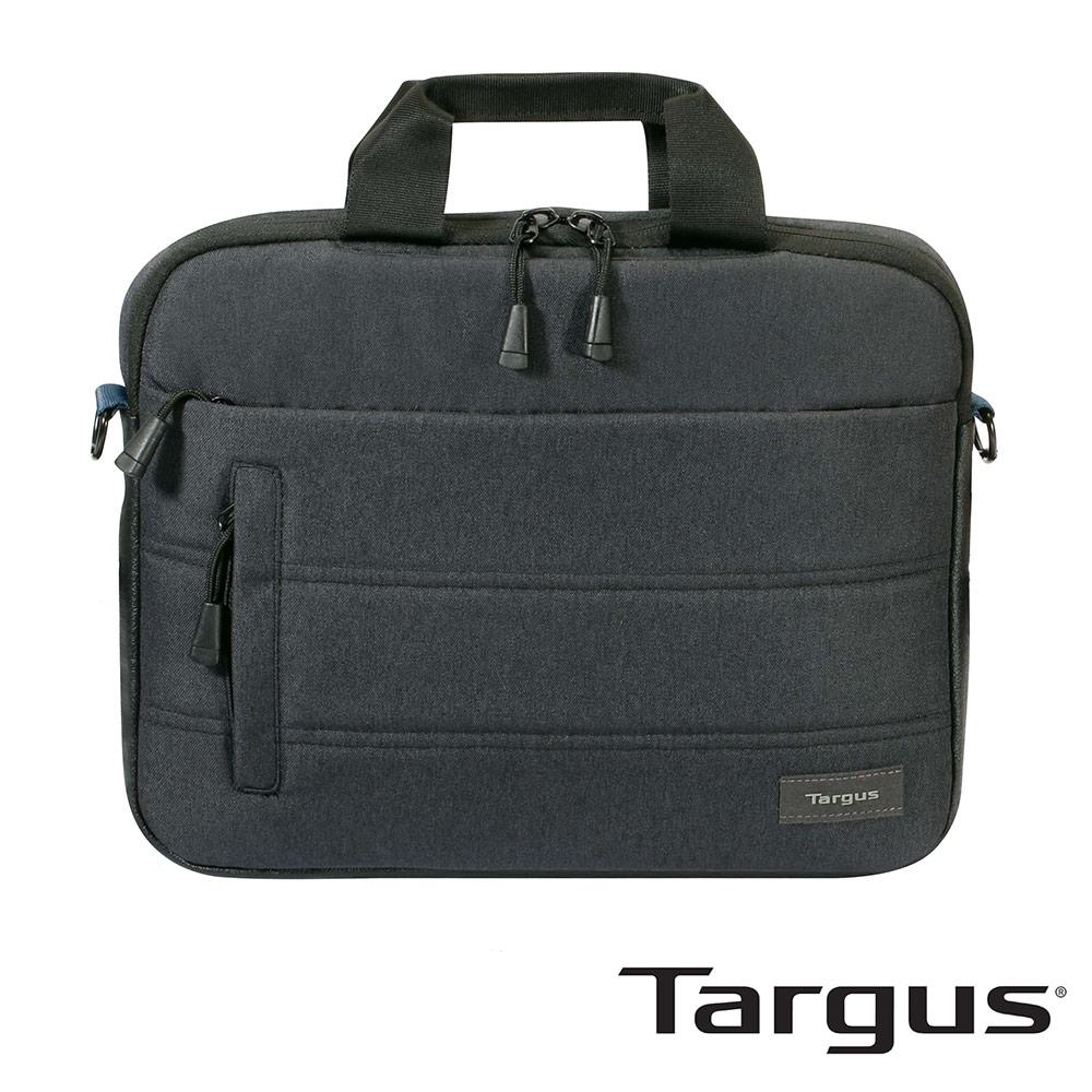 Targus Groove X Slimcase 15 吋 躍動電腦側背包-炫舞黑