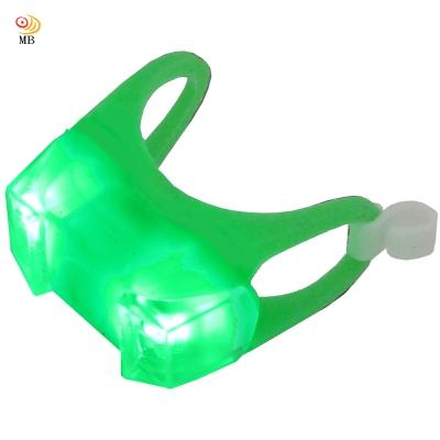 月陽MB時尚防水雙LED青蛙燈警示燈超值<b>2</b>入(L622)