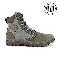 Palladium Pampa sport CUFF WPN靴-女-灰綠
