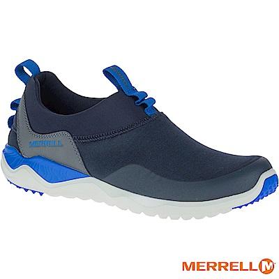 MERRELL 1SIX8 MOC 休閒男鞋-藍(91931)