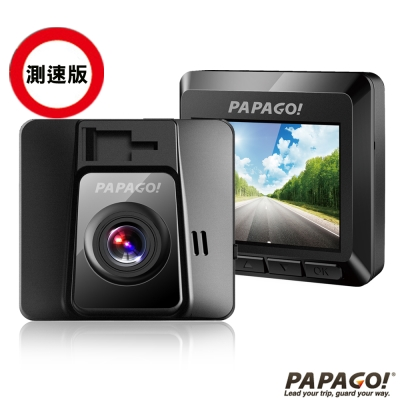 PAPAGO !GoSafe 368mini 行車記錄器~測速版