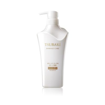 TSUBAKI 極緻修護洗髮乳(受損髮適用) 500mL