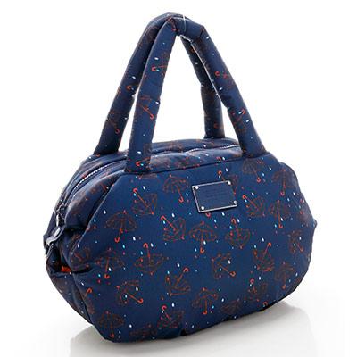 VOVAROVA空氣包-三用肩背托特包-星光傘傘(藍)-法國設計系列