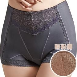 思薇爾-挺享塑系列64-76高腰中機能四角束褲(輕粉膚)