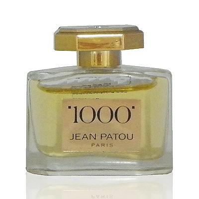 Jean Patou 1000 Eau de Toliete 淡香水 3ml