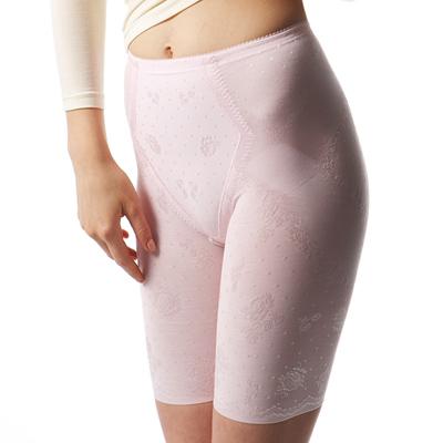 【曼黛瑪璉】魔幻美型 輕機能中管束褲P1220(嫩透粉)